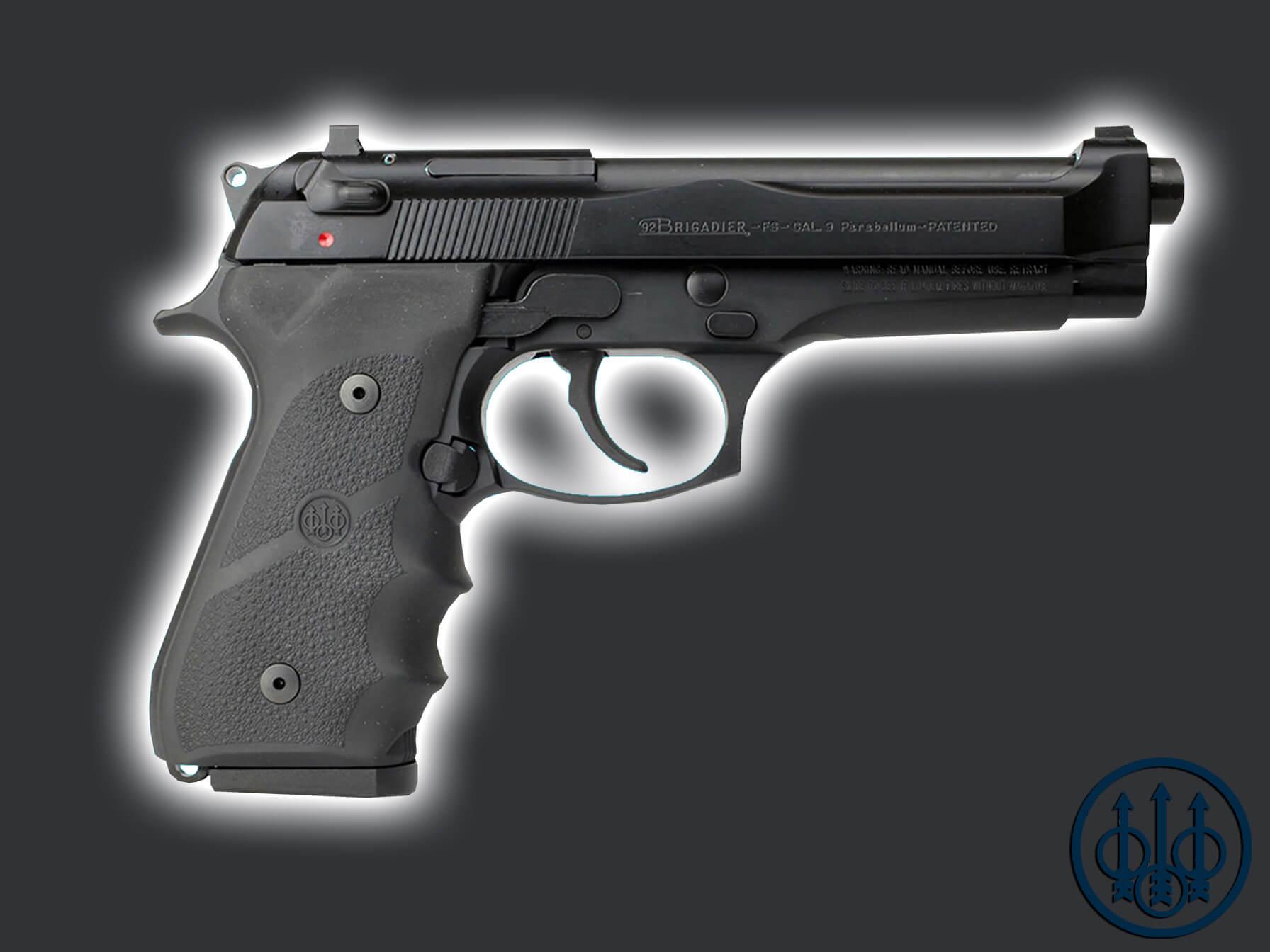 Beretta 92FS Brigadier Semi Auto Pistol 9mm